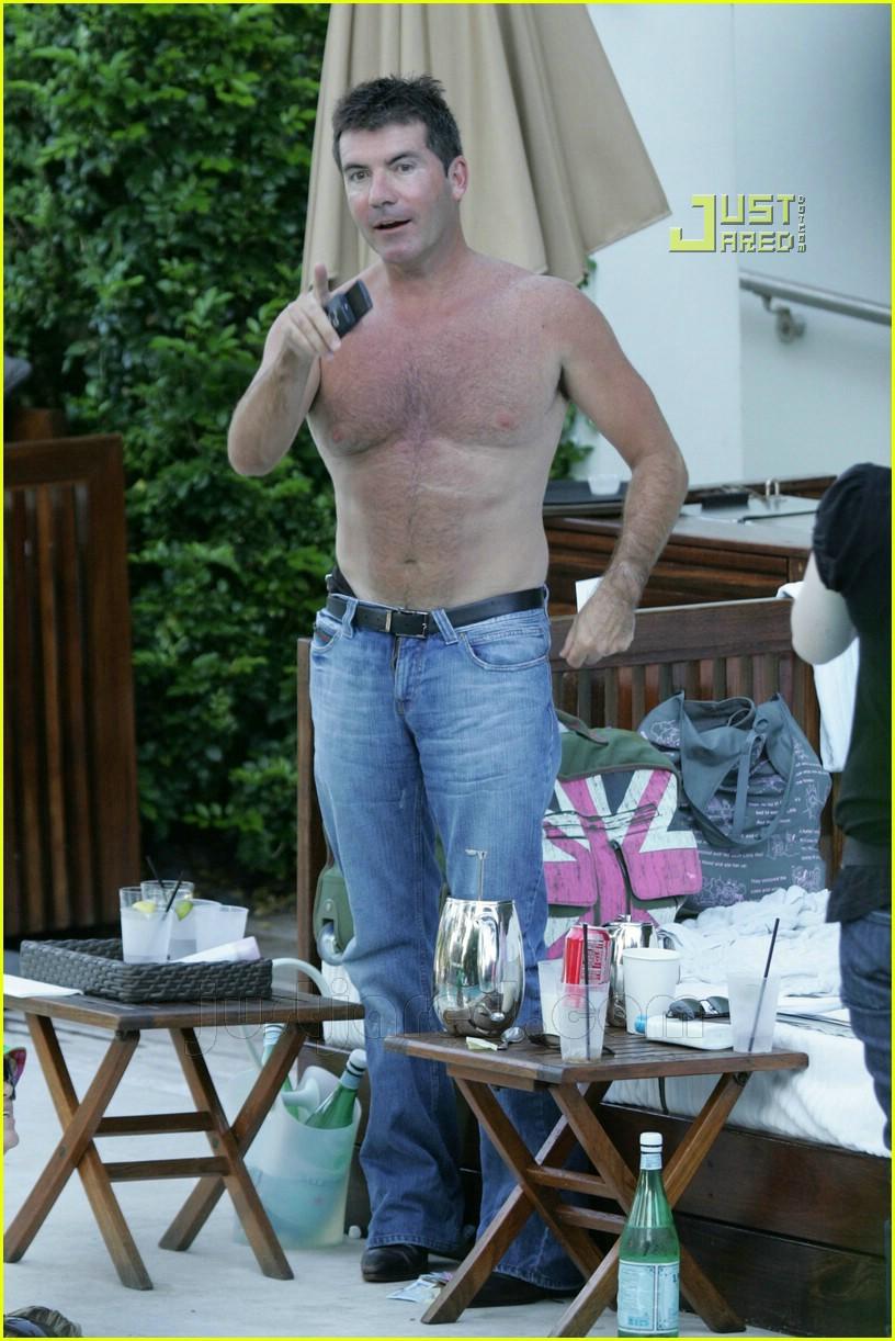 Young Simon Cowell nude photos 2019