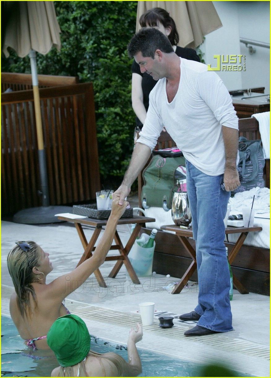 simon cowell shirtless 11621531