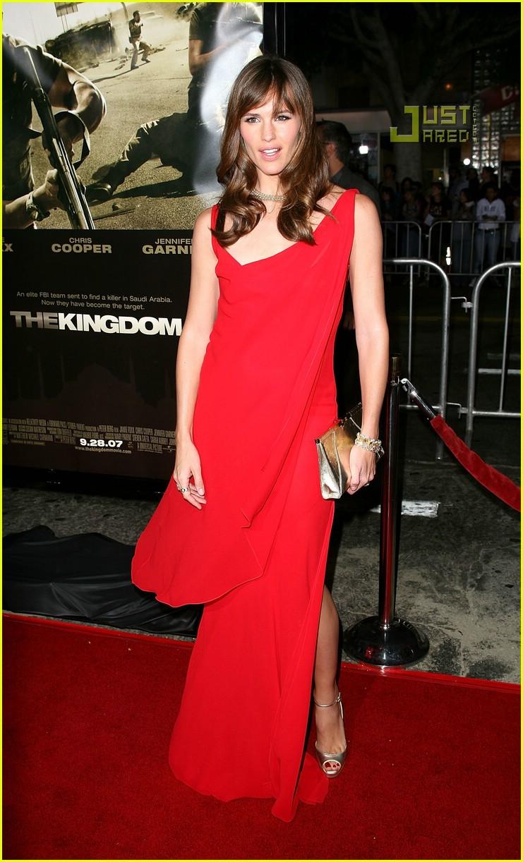 Jennifer Garner @ 'The Kingdom' Premiere: Photo 596261 ...