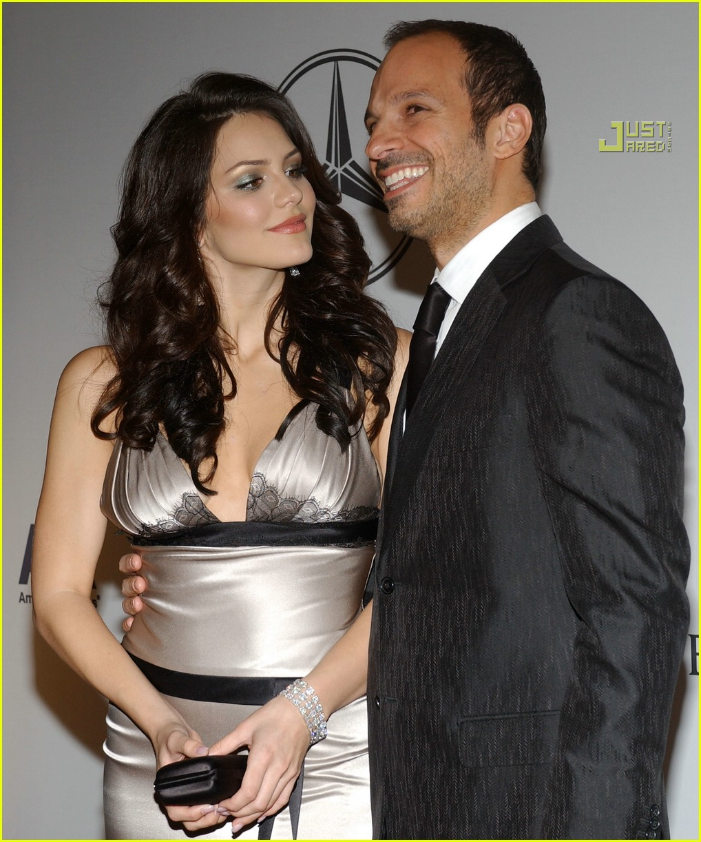 Katharine Mcphee And Husband