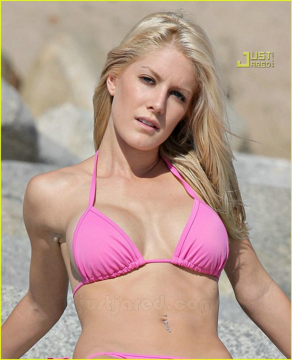 heidi montag baywatch bikini 20618741