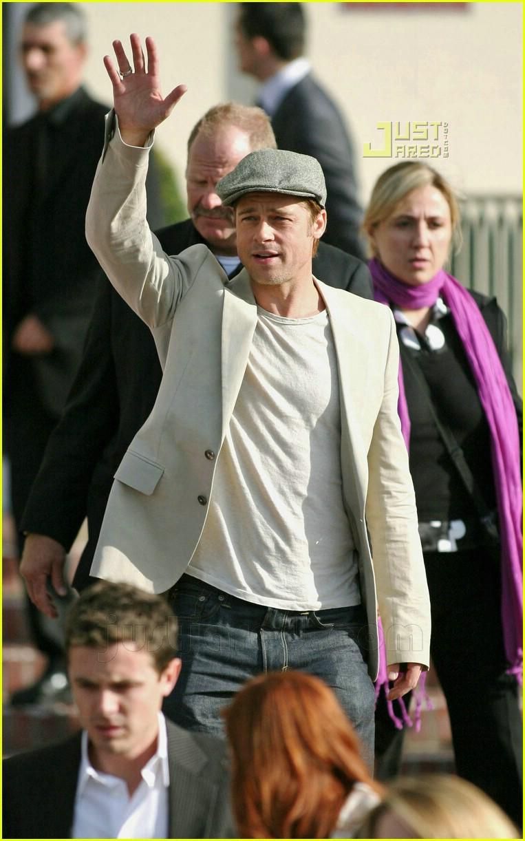 Brad Pitt American Fil...