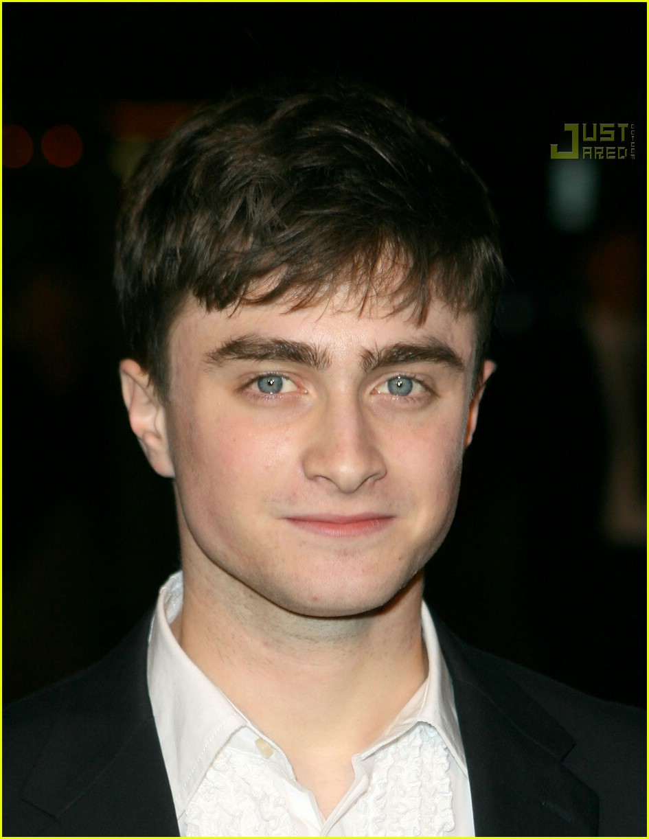 "Daniel Radcliffe @ ""December Boys"" Premiere: Photo 569651 ..."