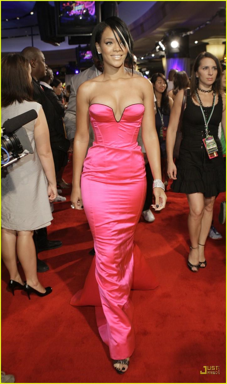 Rihanna VMAs 2007 Photo 576131