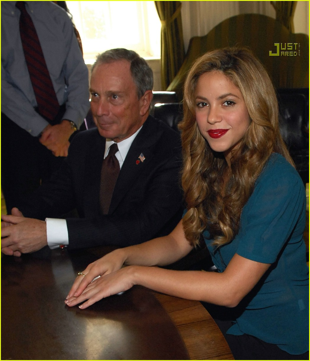 shakira mayor bloomberg 22619231