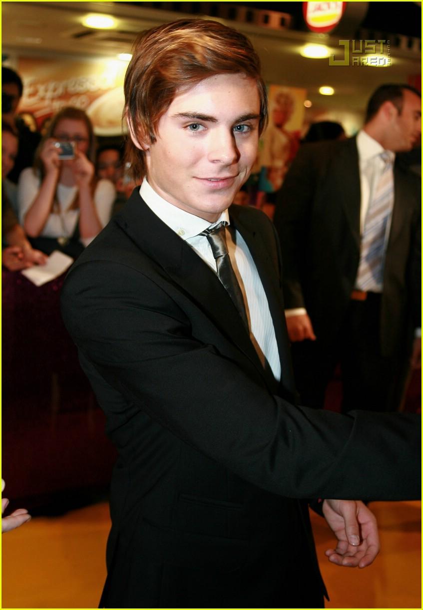 Zac Efron Hairspray Premiere Australia Photo 565191