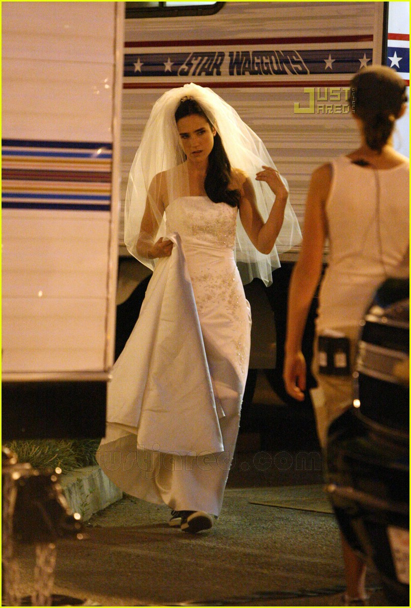 jennifer connelly wedding dress 01629491