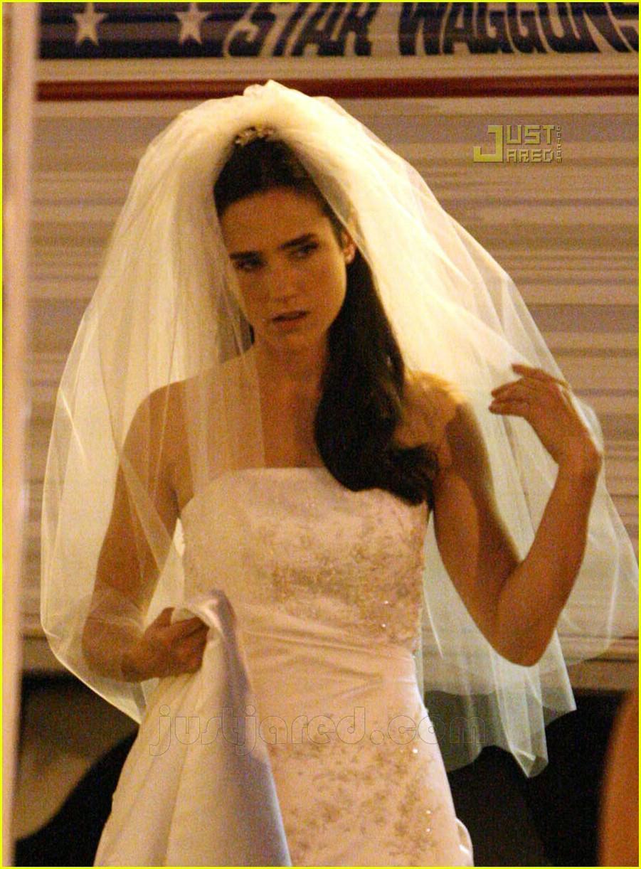 jennifer connelly wedding dress 02629501