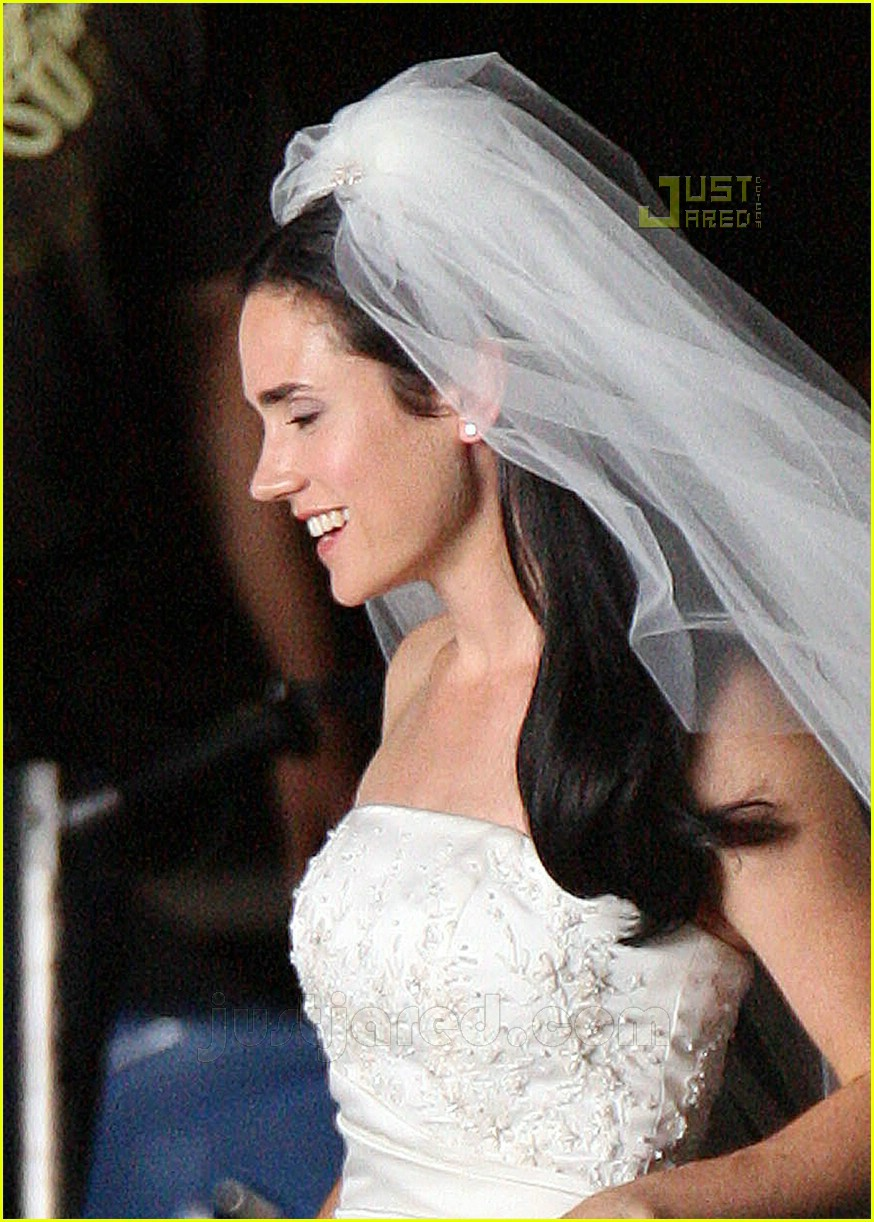jennifer connelly wedding dress 03