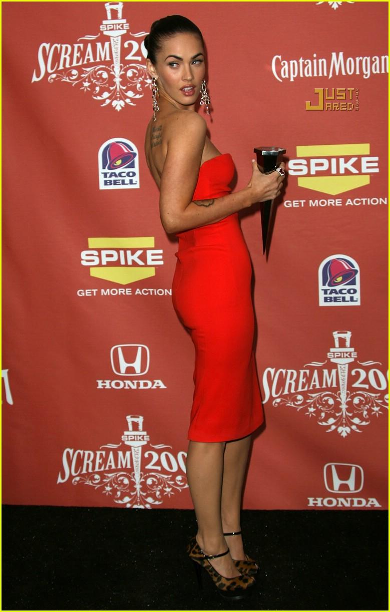 Megan Fox @ Spike TV's...