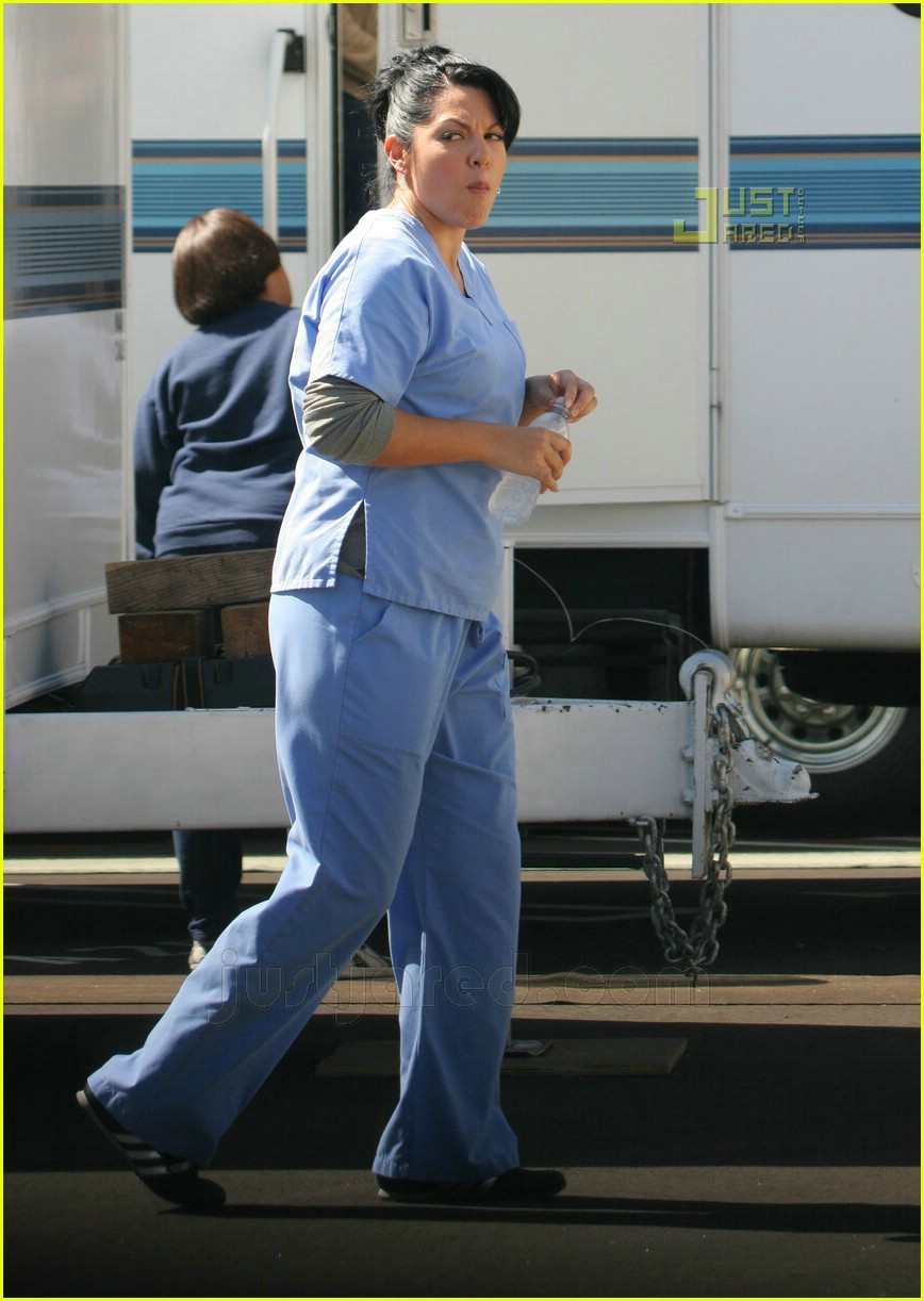 Grey\'s Anatomy Cast: Smokers \'R\' Us: Photo 627811 | Celebrity Babies ...