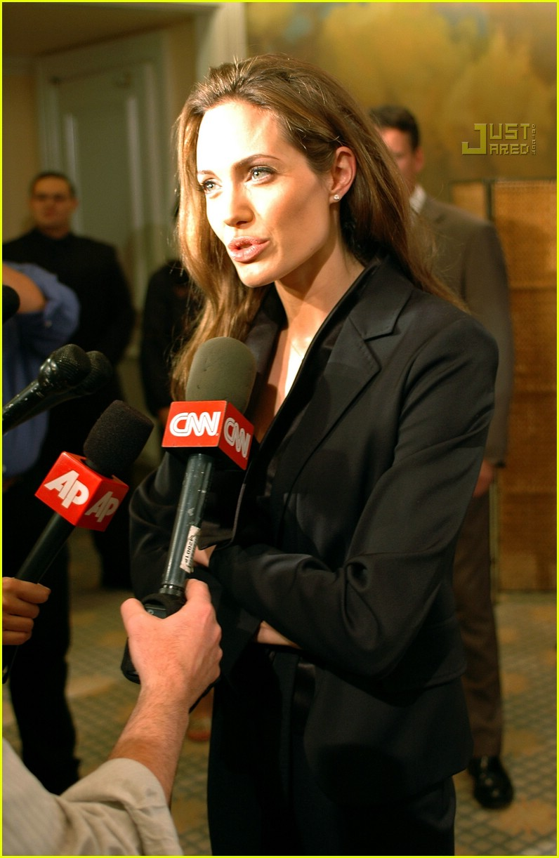 angelina jolie journalism awards 2007 10698371