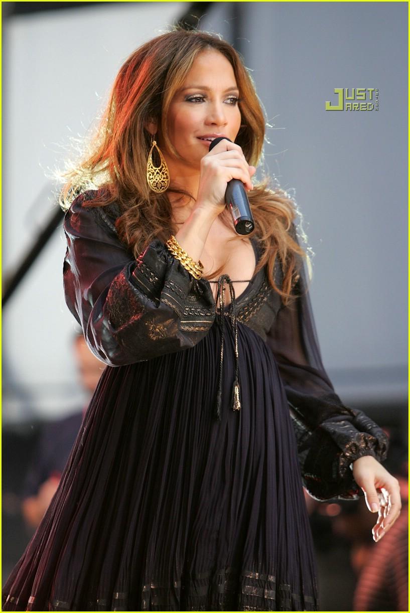 Jennifer Lopez Good Morning America Photo 645711