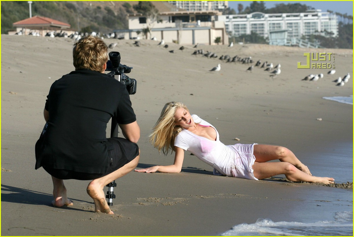 heidi montag bikini video 06