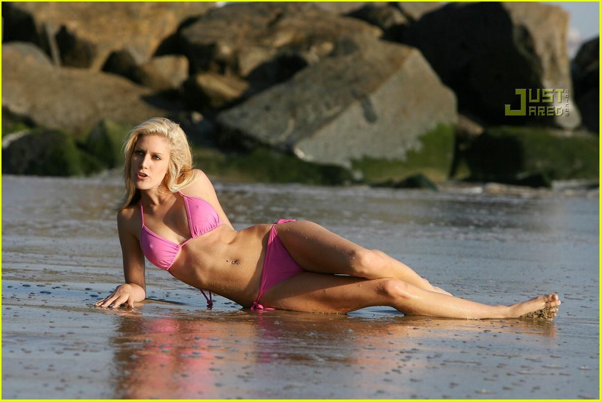 heidi montag bikini video 27