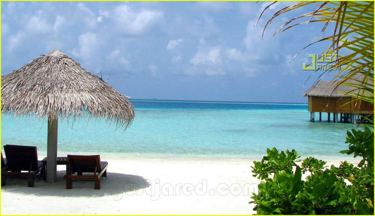 penelope cruz javier bardem maldives 21650151