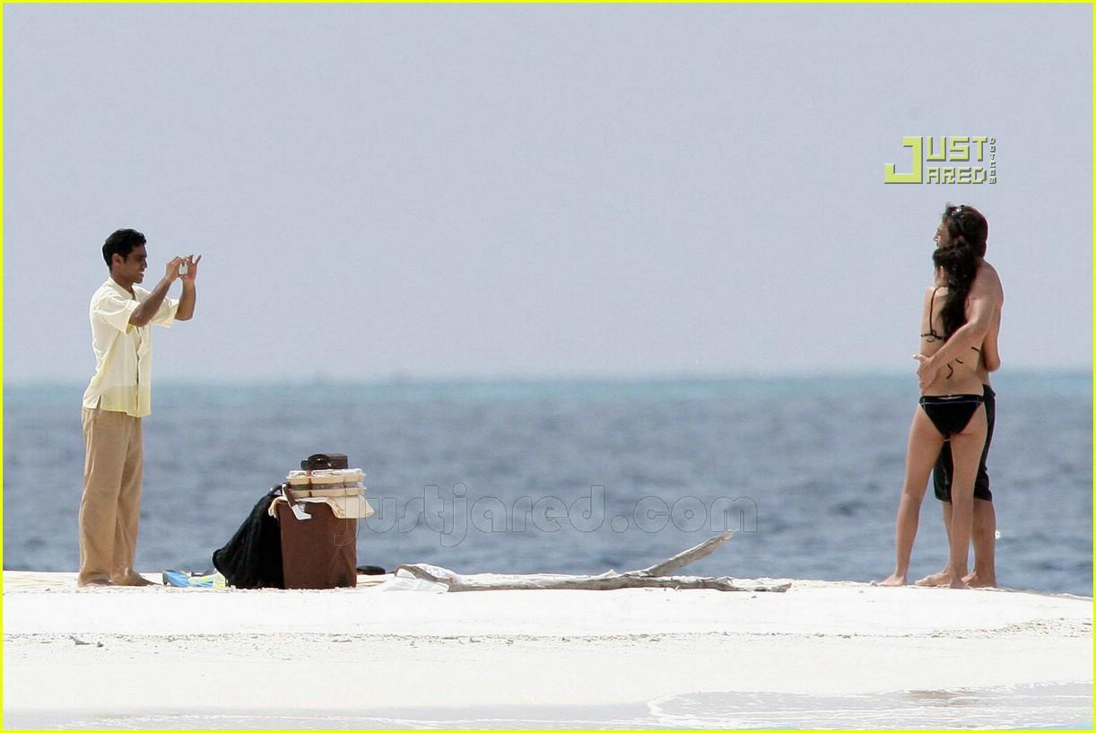 penelope cruz javier bardem maldives 30