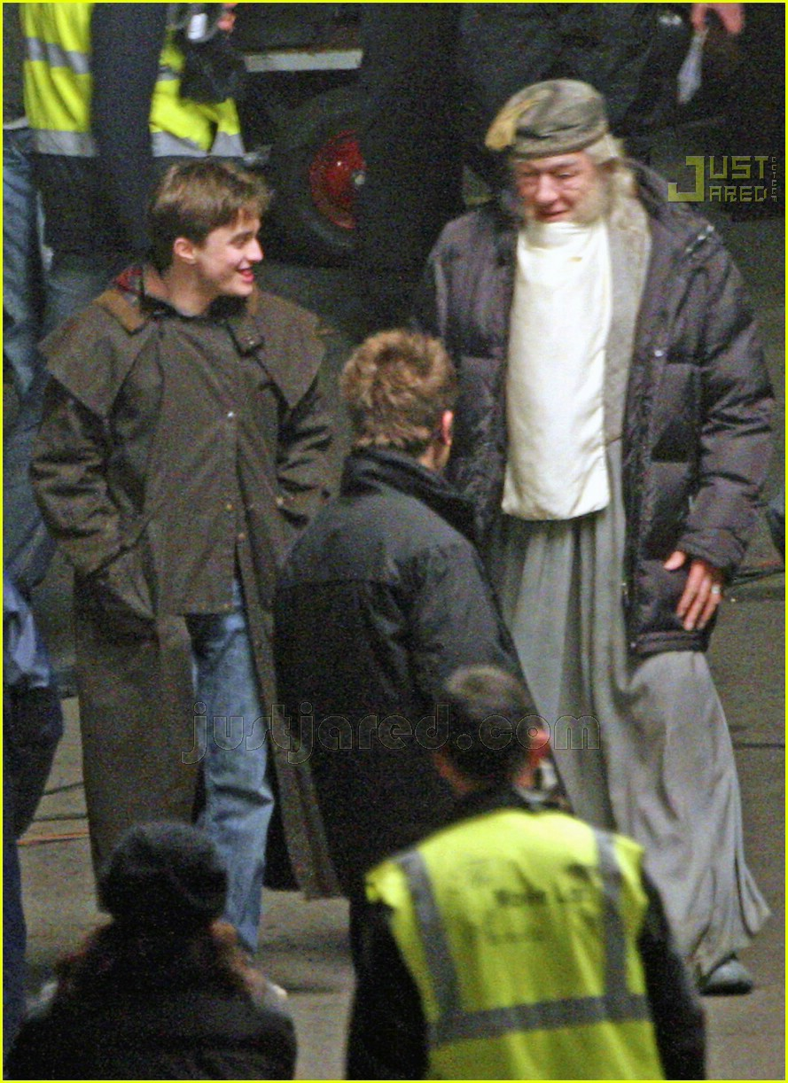 harry potter half blood prince movie set 01689361
