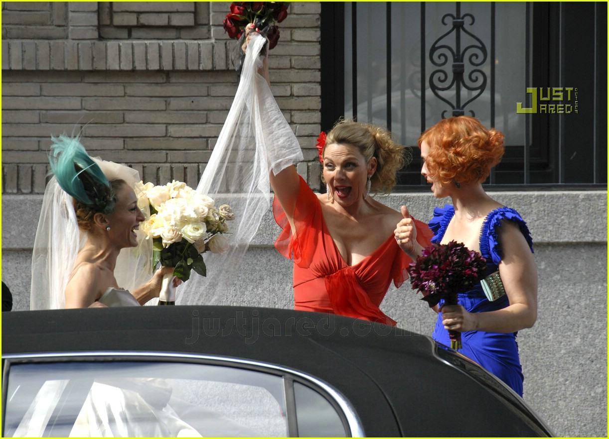 sarah jessica parker wedding dress 09626901