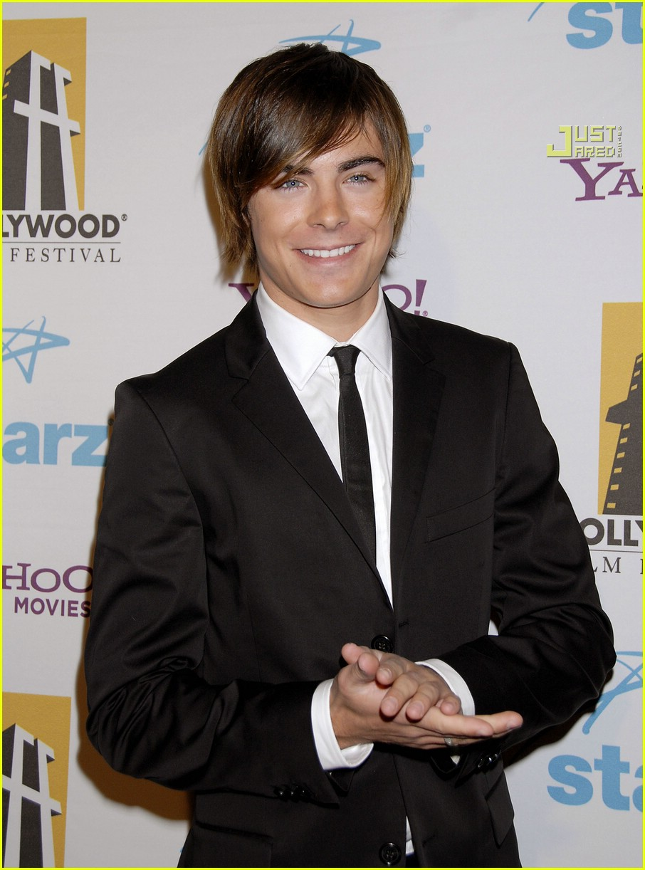 zac efron hollywood awards 2007 05677111