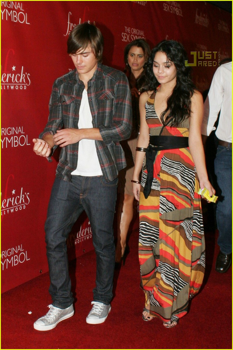 zanessa fredericks of hollywood 11684541