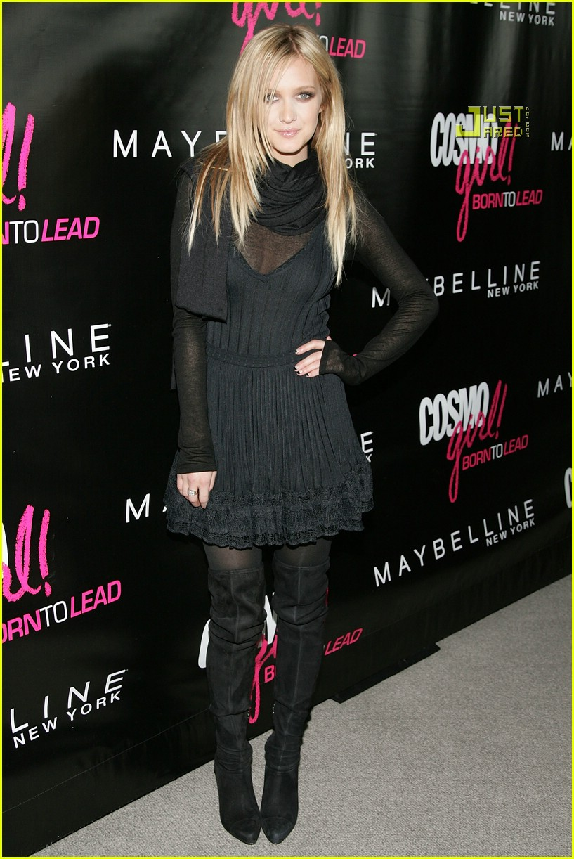 ashlee simpson born to lead 01