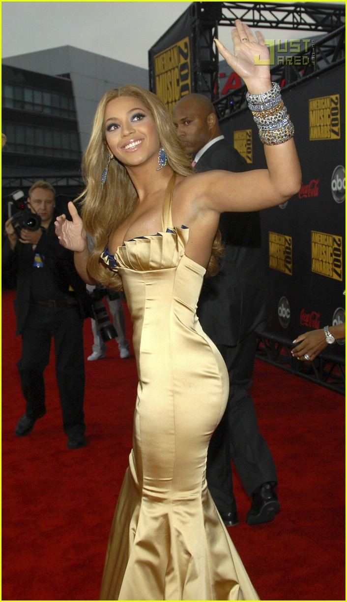 Beyonce Knowles 2007 American Music Awards Photo 742771
