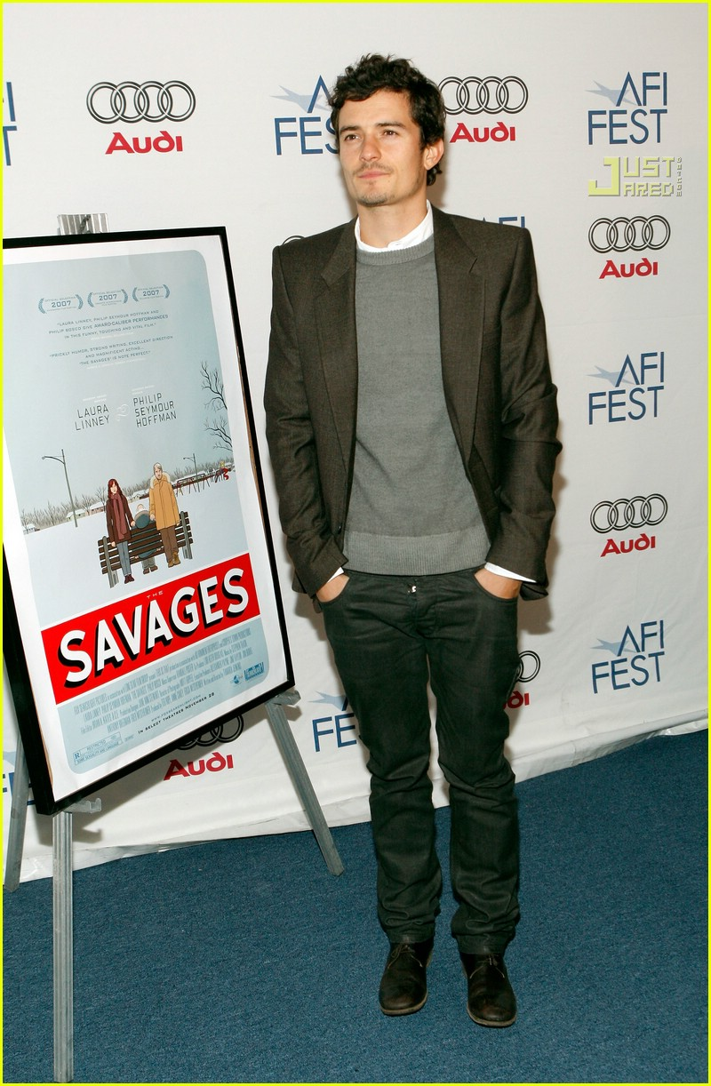 orlando bloom afi fest 2007 05721101