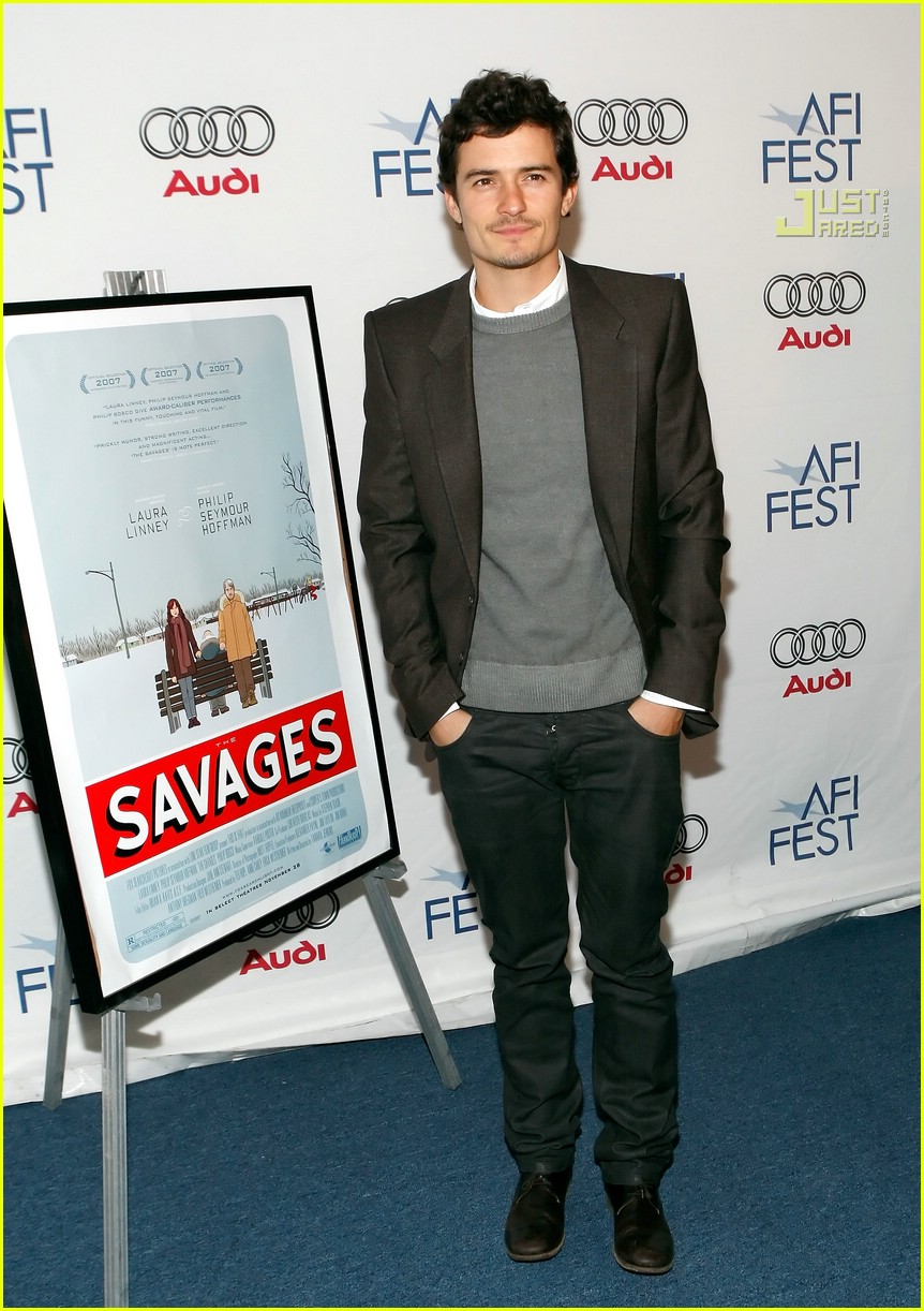 orlando bloom afi fest 2007 06