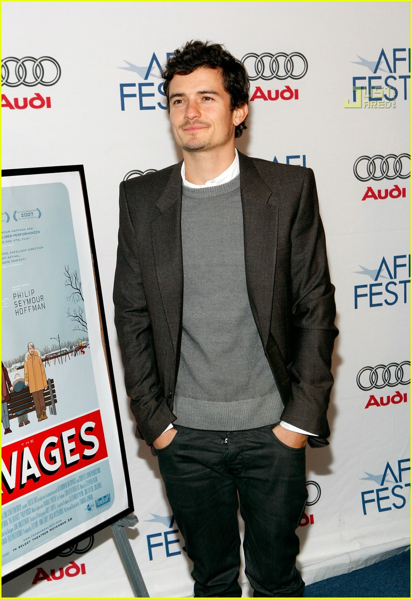 orlando bloom afi fest 2007 13721181