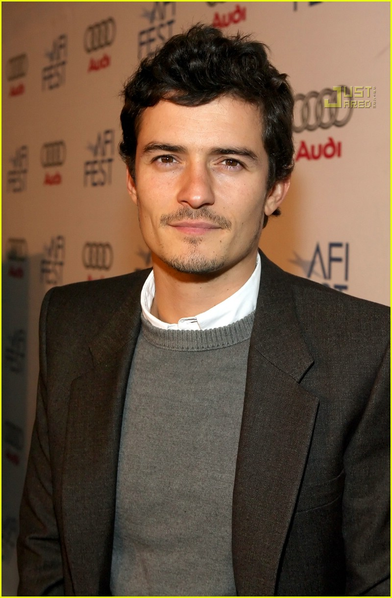 orlando bloom afi fest 2007 20