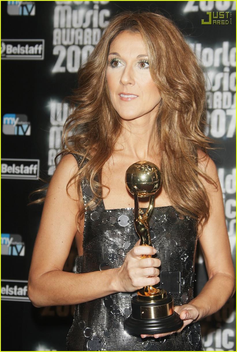 Celine Dion World Music Awards 2007 Photo 708841