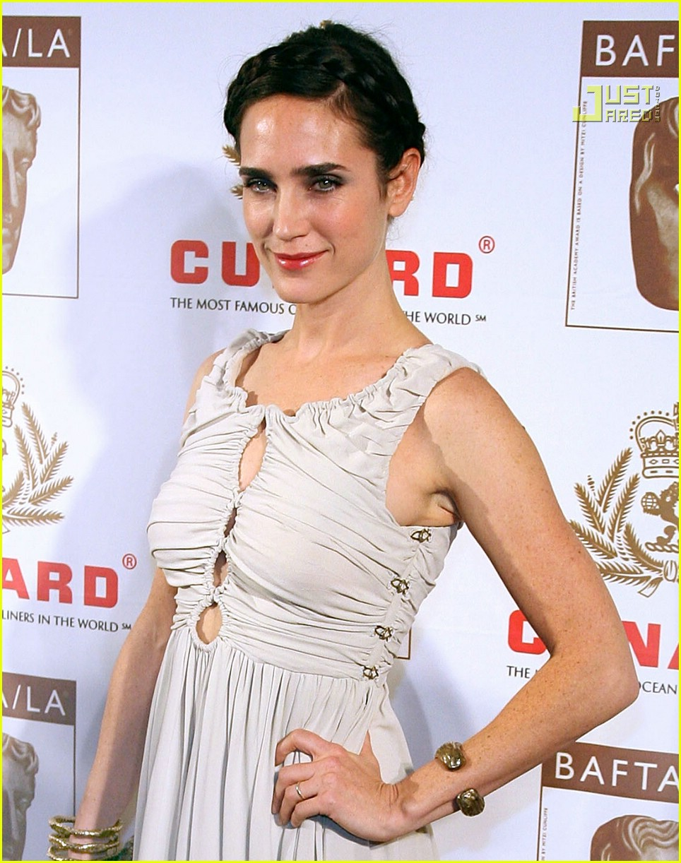 jennifer connelly bafta la awards 40