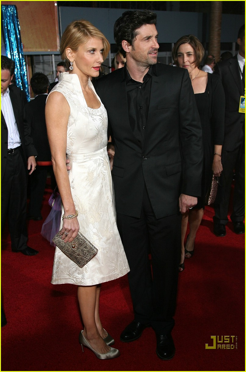patrick dempsey enchanted premiere 03