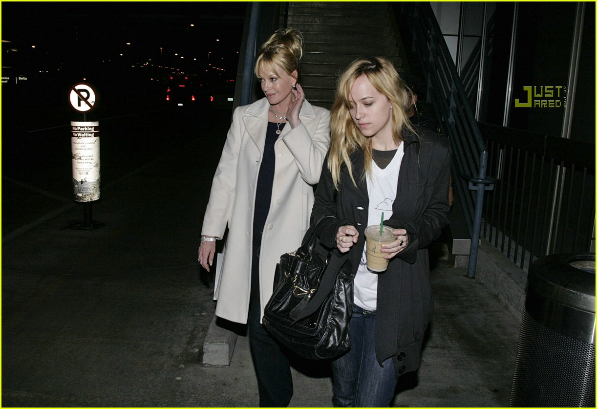melanie griffith daughters 15