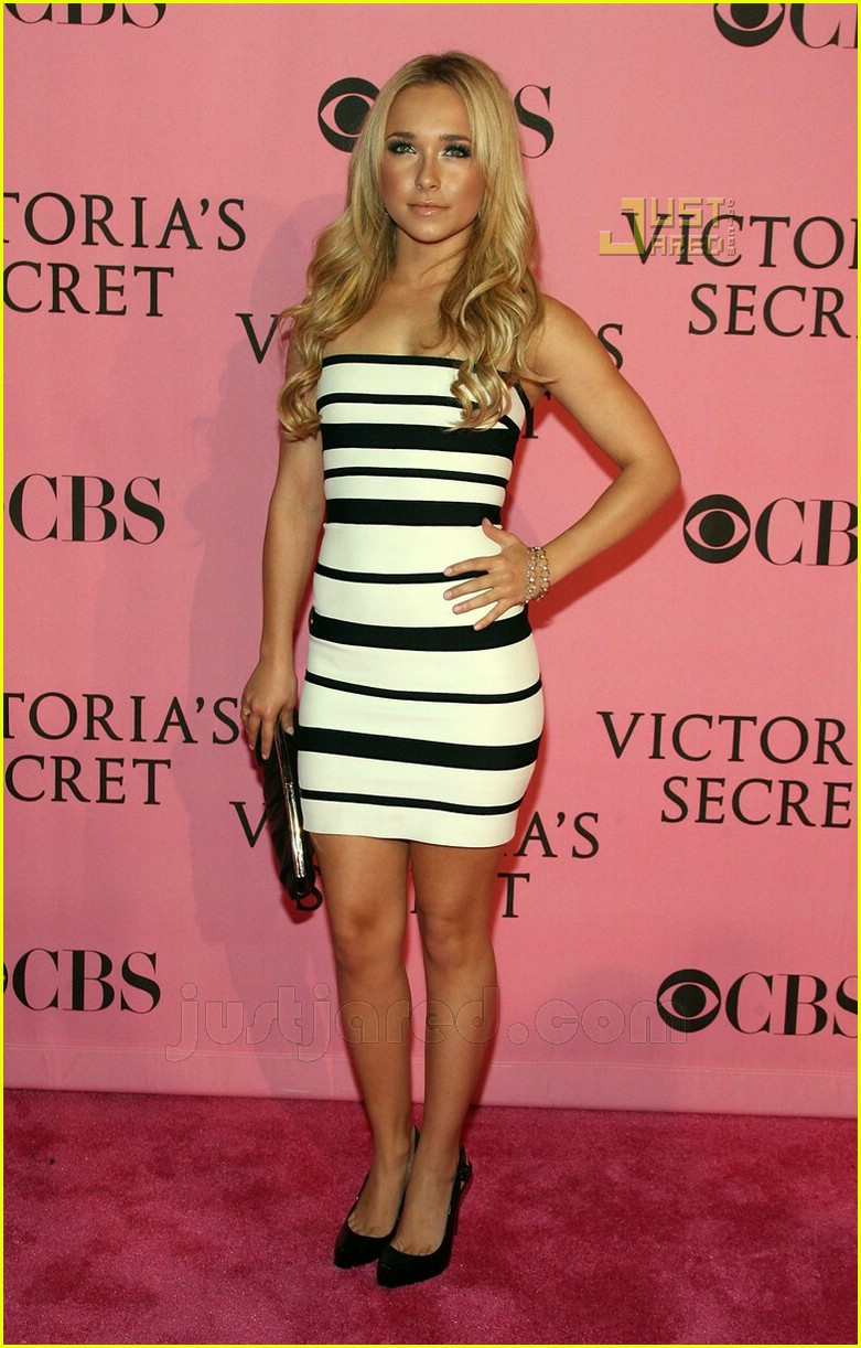 hayden panettiere vs fashion show 08737171