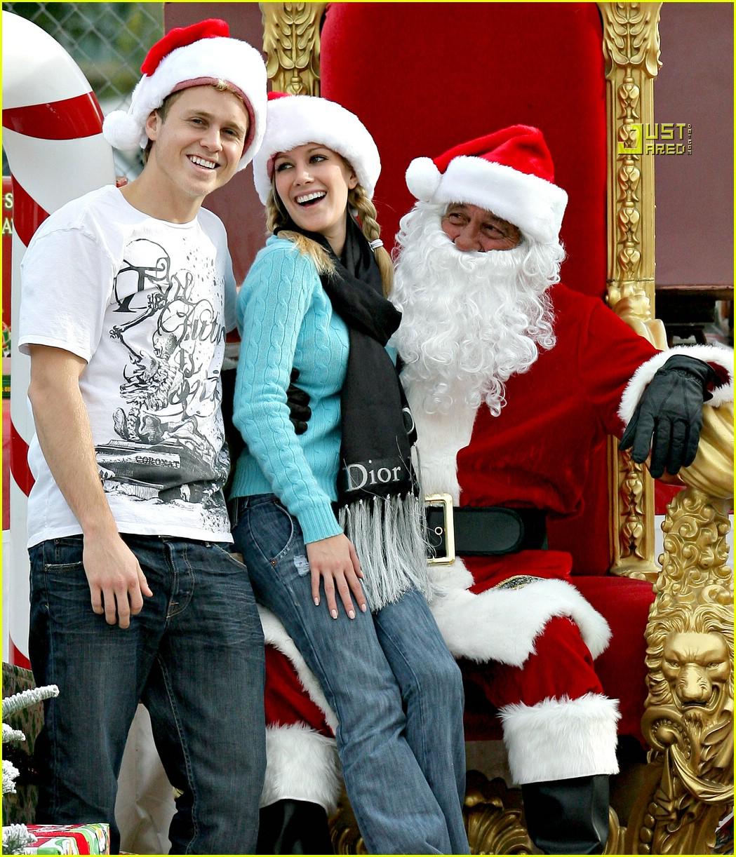 heidi spencer christmas 22766691