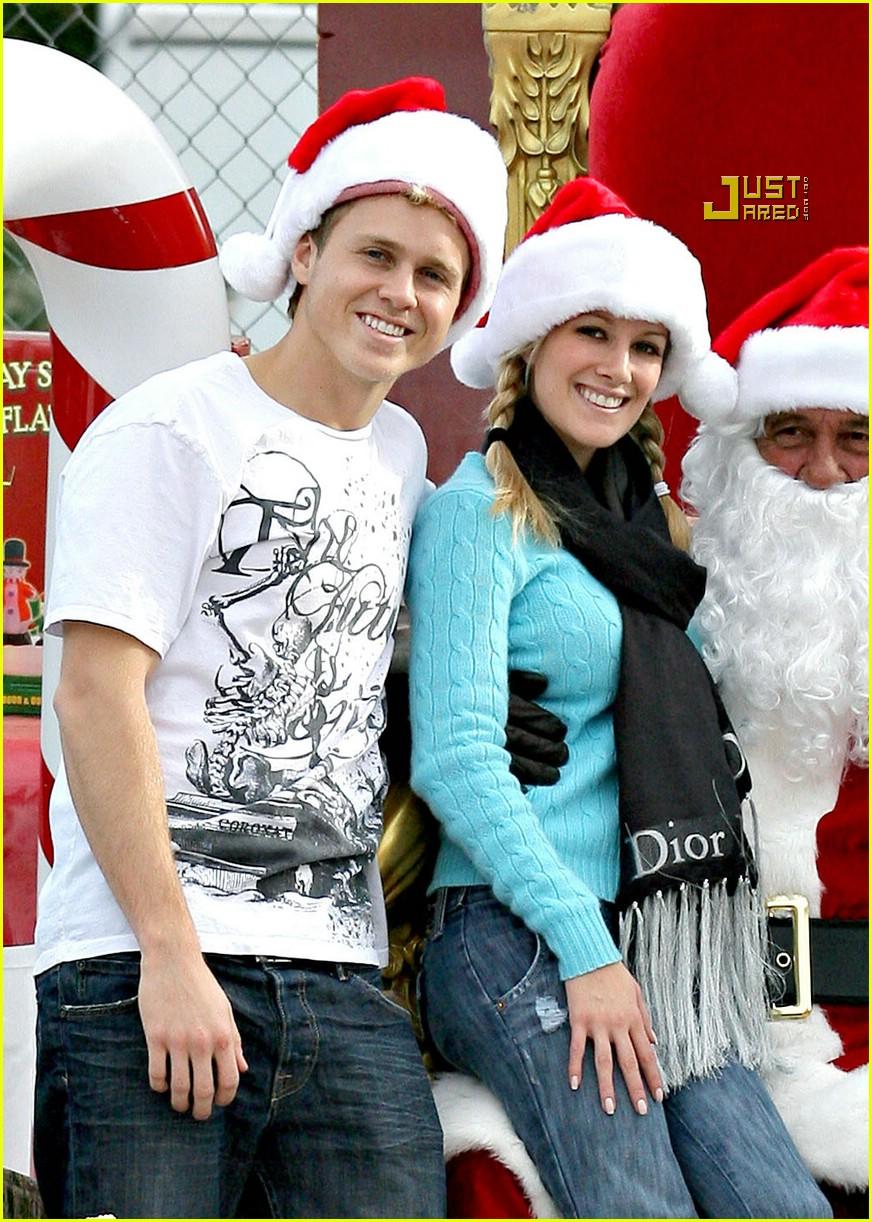 heidi spencer christmas 25766721