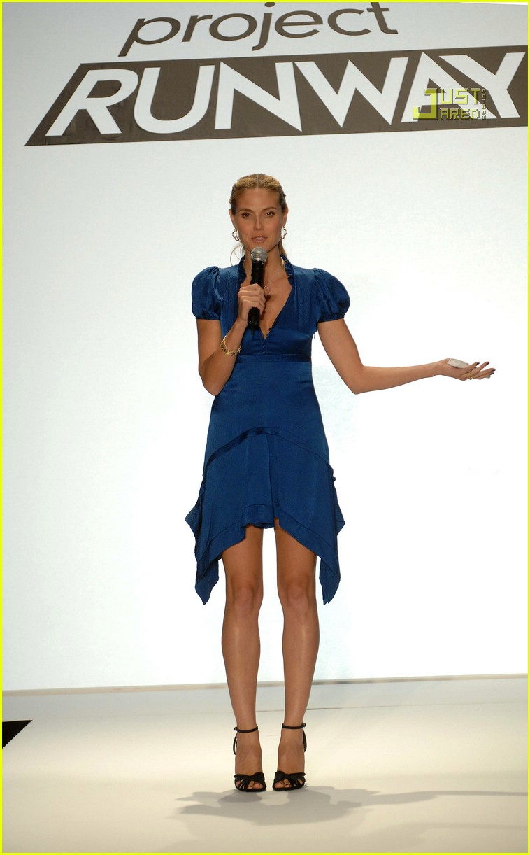 heidi klum season 4 project runway 02713631