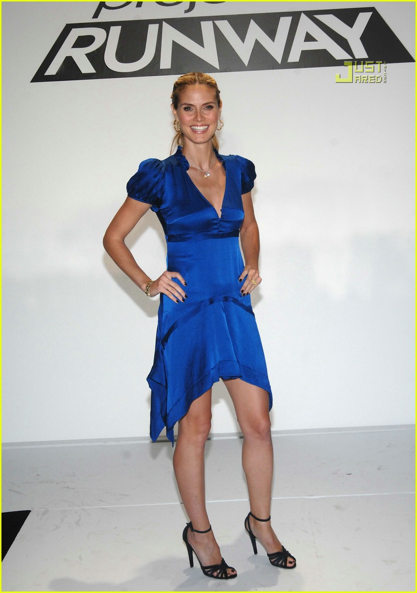 heidi klum season 4 project runway 09