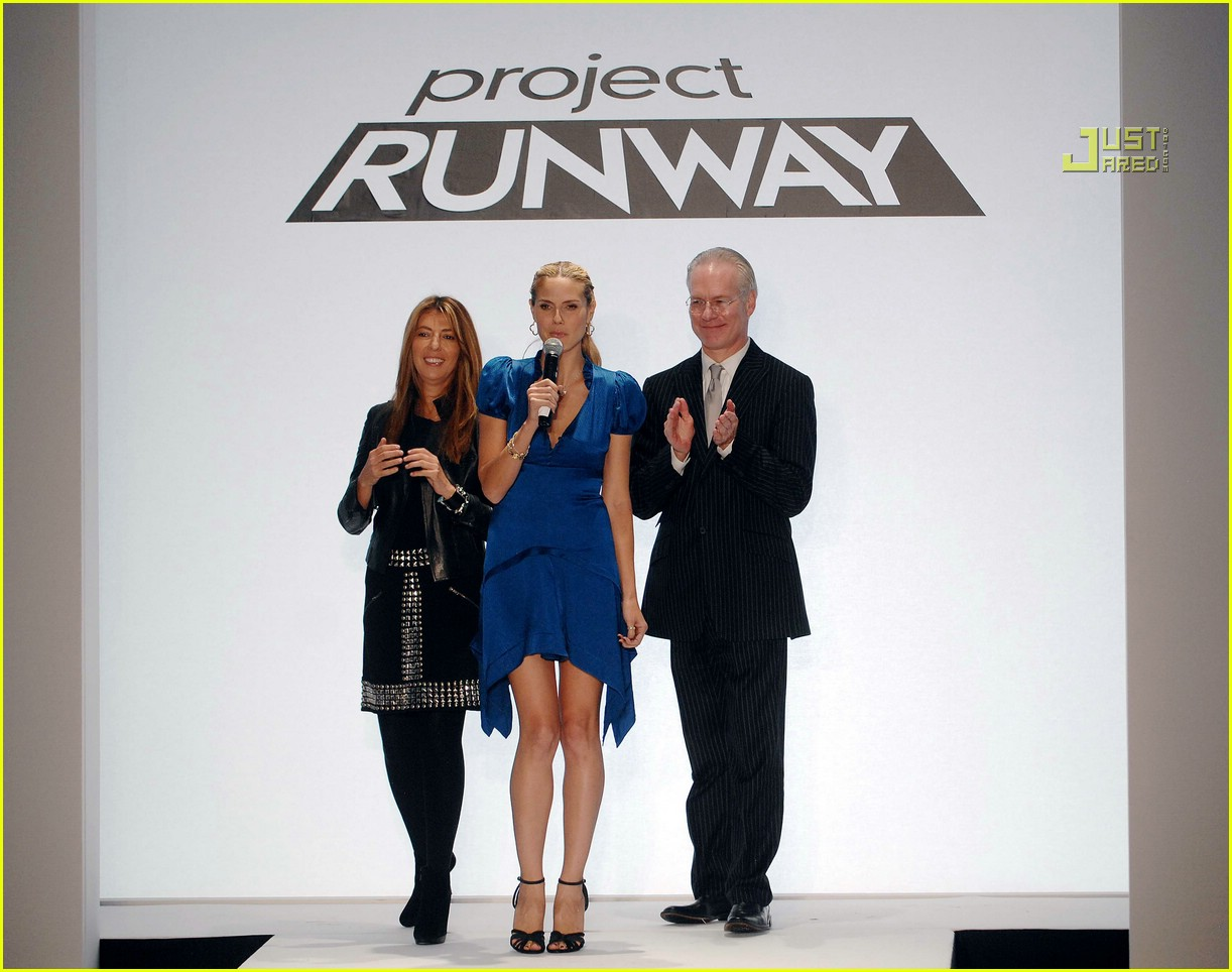 heidi klum season 4 project runway 12713731