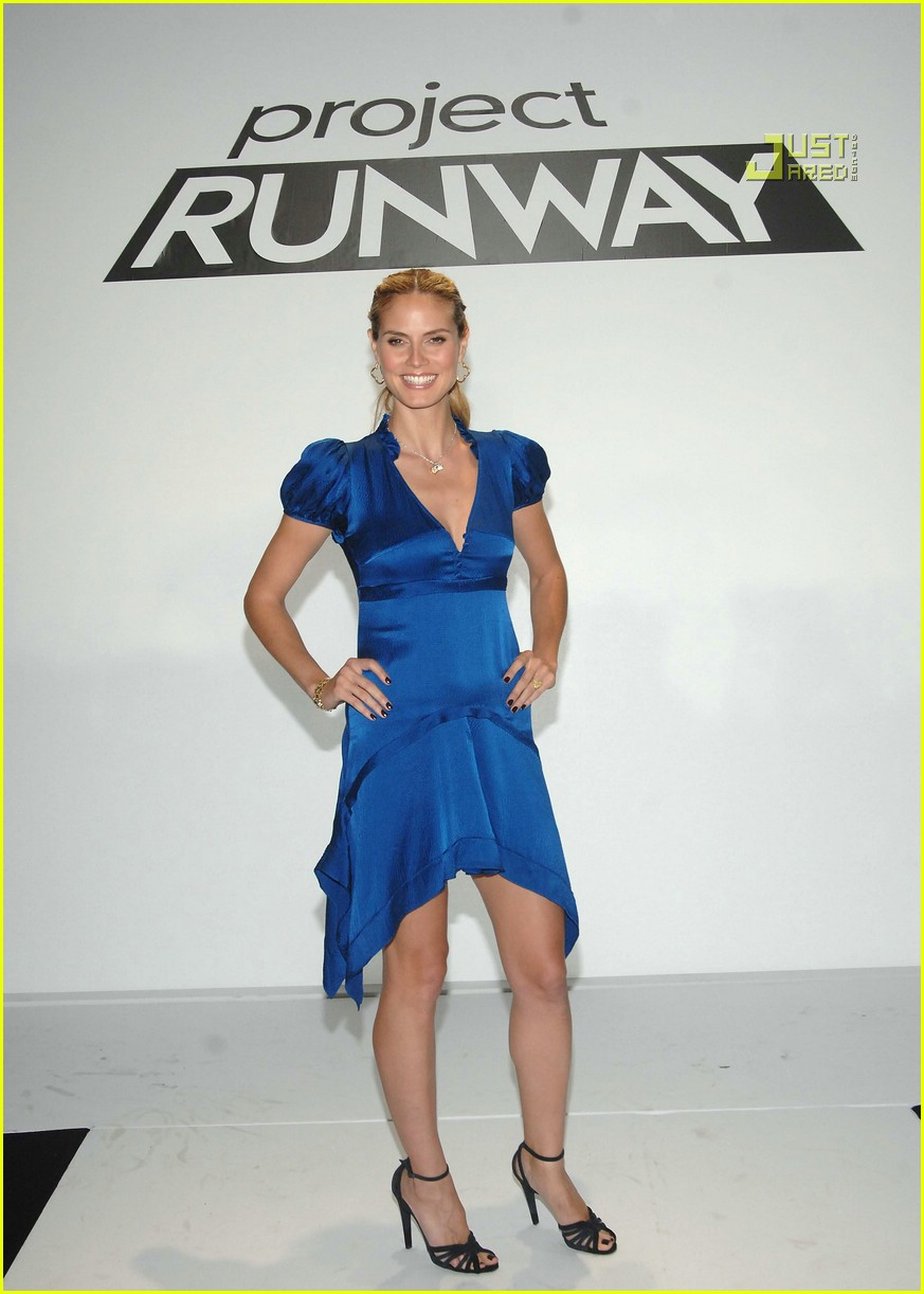 heidi klum season 4 project runway 14713751