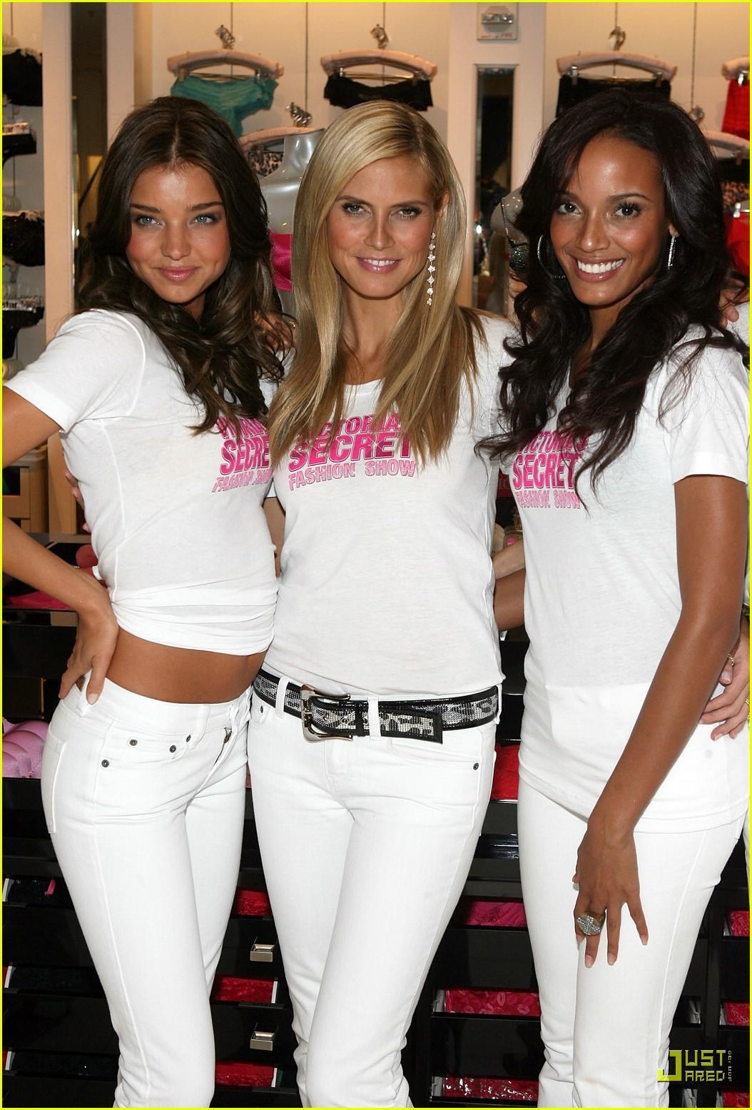 heidi klum victorias secret fashion show 2007 05735451