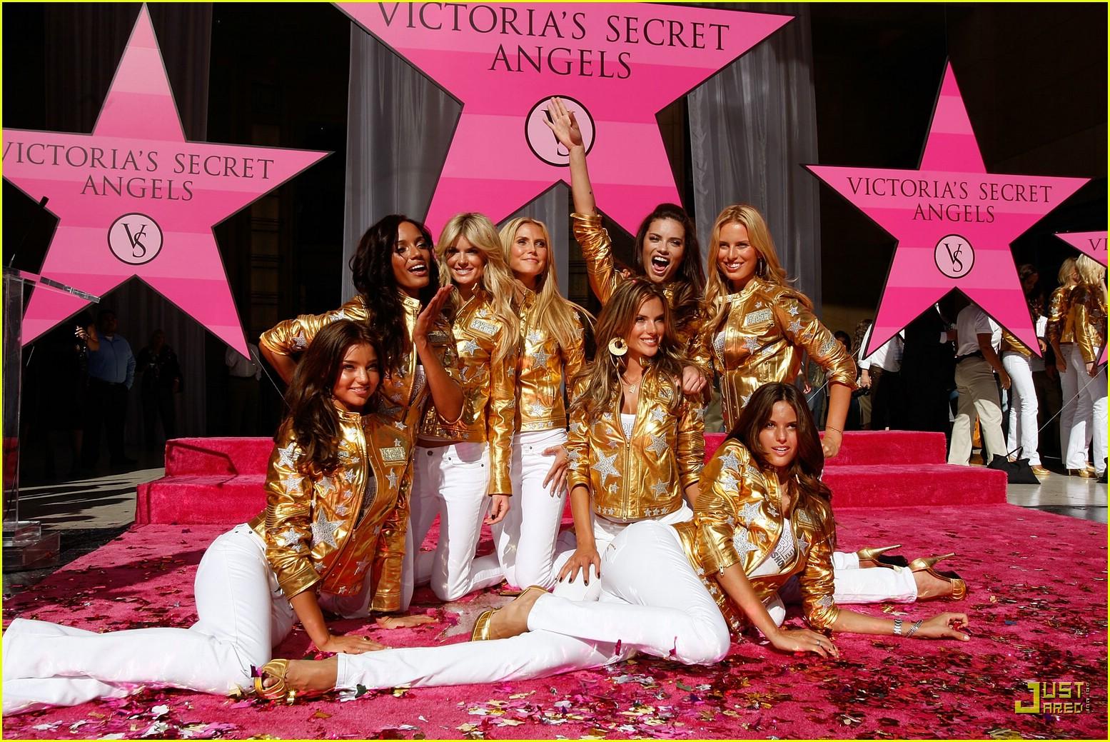 heidi klum victorias secret fashion show 2007 07735471