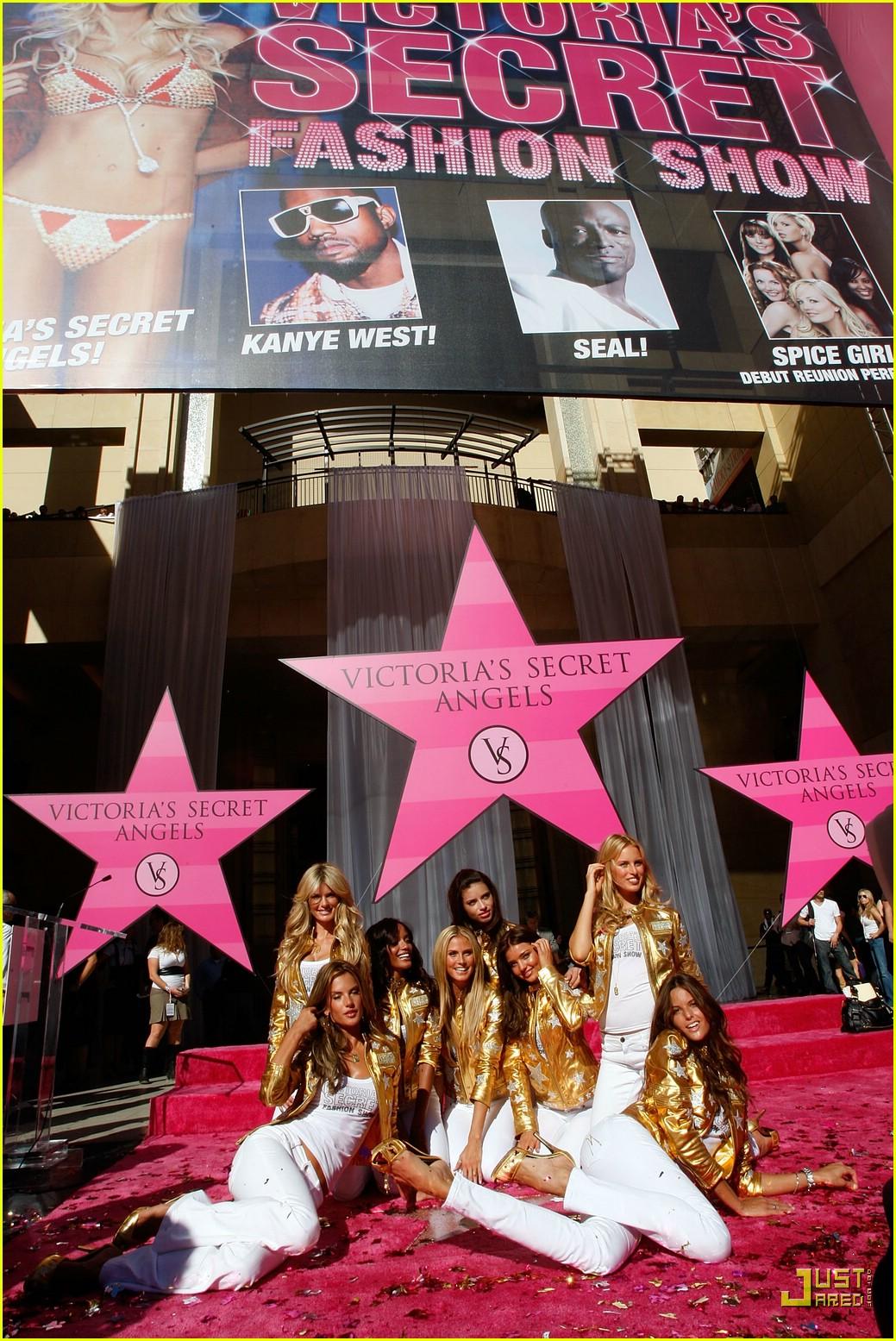 heidi klum victorias secret fashion show 2007 08735481