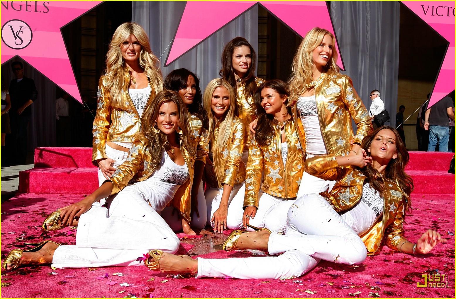 heidi klum victorias secret fashion show 2007 10735501