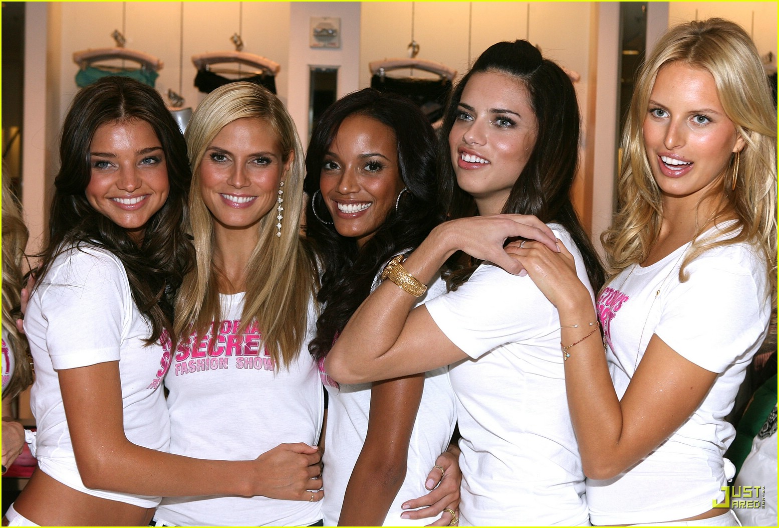 heidi klum victorias secret fashion show 2007 15735551