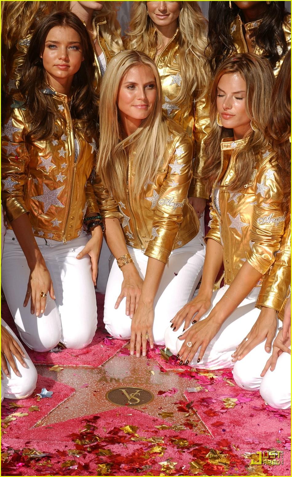 heidi klum victorias secret fashion show 2007 30