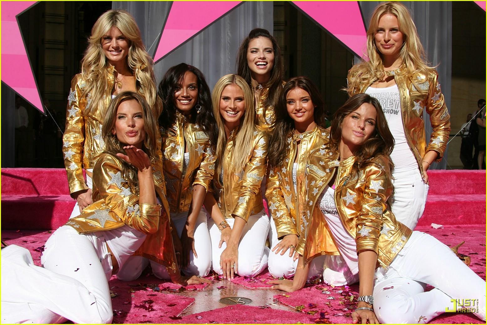 heidi klum victorias secret fashion show 2007 36735761