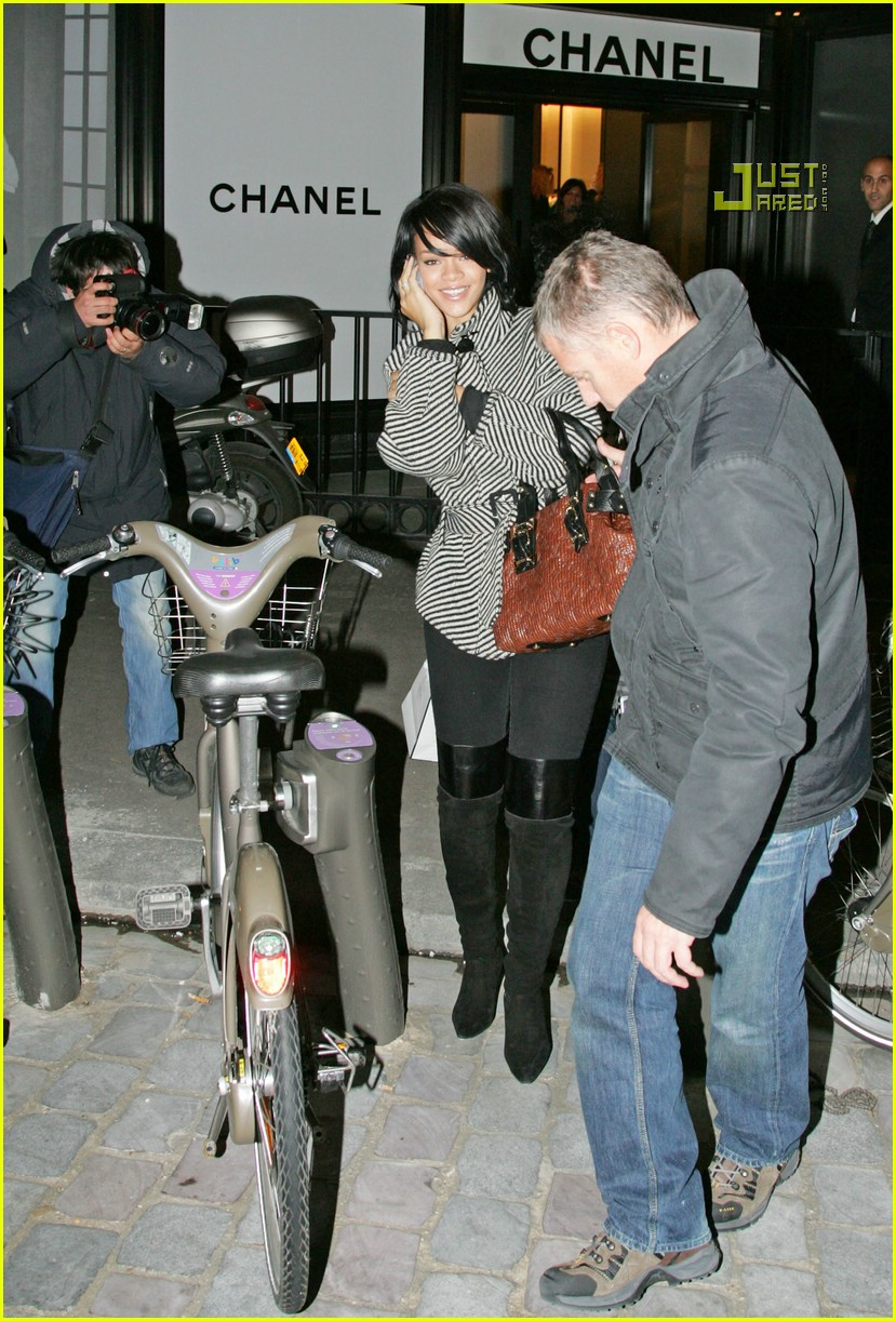 rihanna luxury shopping spree 12